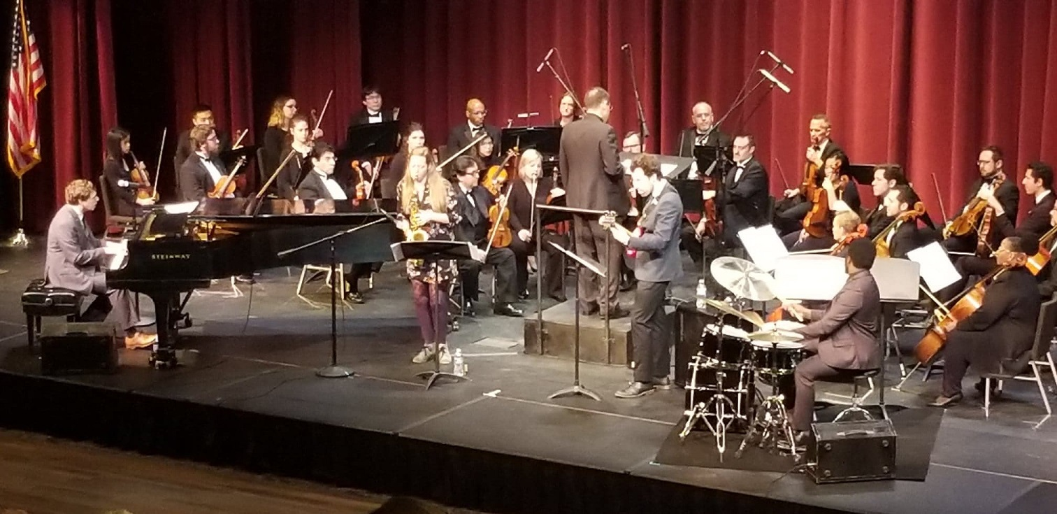 Rob Clearfield Quartet with Brazos Valley Symphony Orchestra